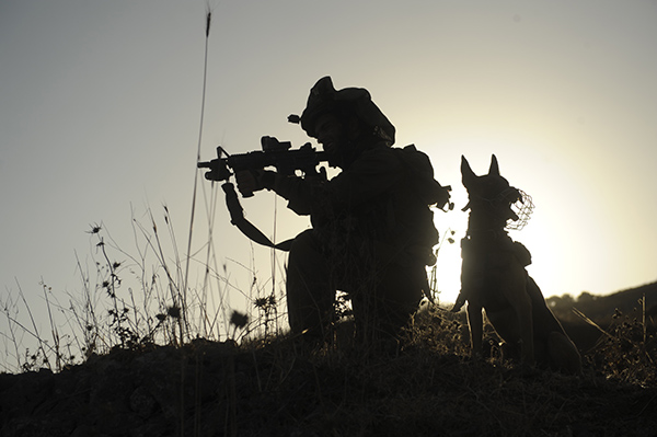 Israel_Defense_Forces_-_Guarding_With_Mans_Best_Friend-w600