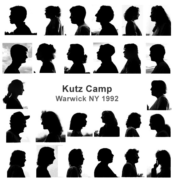 Kutz Camp Shadows, Warwick NY 1992 Photo by Yair Gil